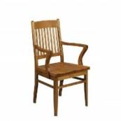 Kėdė su ranktūriaias