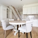 Ąžuoliniai virtuvės baldai